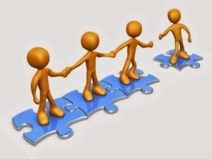 El liderazgo empresarial fomenta la unión de los empleados y el desempeño conjunto