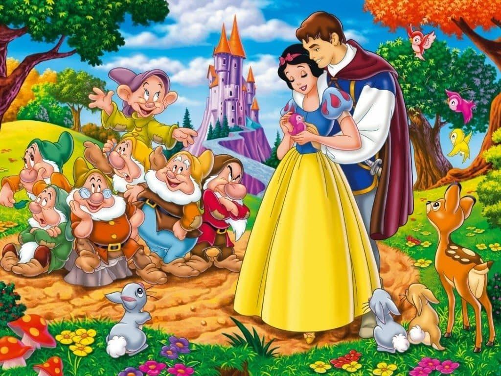 Los cuentos de hadas como Blancanieves fueron creados expresamente para los niños