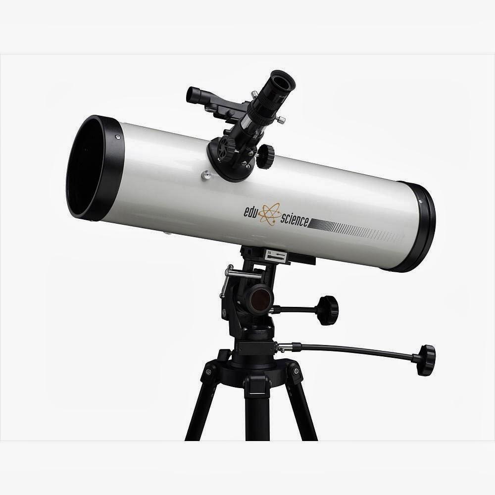 El telescopio reflector newtoniano fue diseñado para eliminar el problema de la aberaccion cromatica