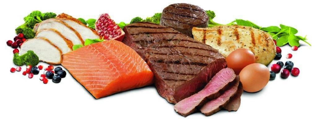 Incrementa la ingesta de proteina