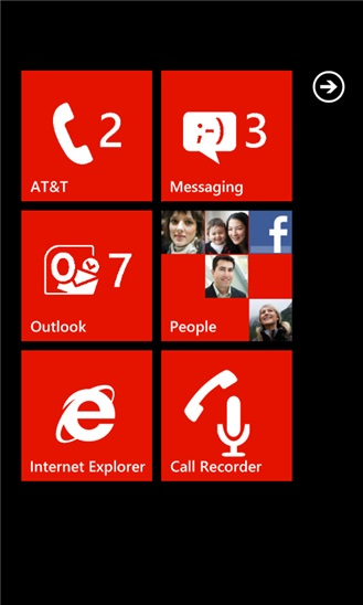 Call Recorder sólo funciona en Windows Phone 7.