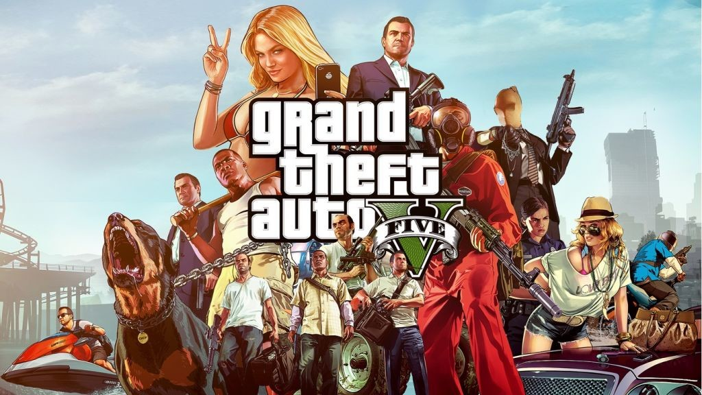 Videojuegos mas vendidos de la historia Call of Duty 3 Grand Theft Auto V