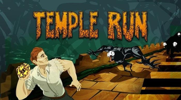 Apps para ninos Temple Run