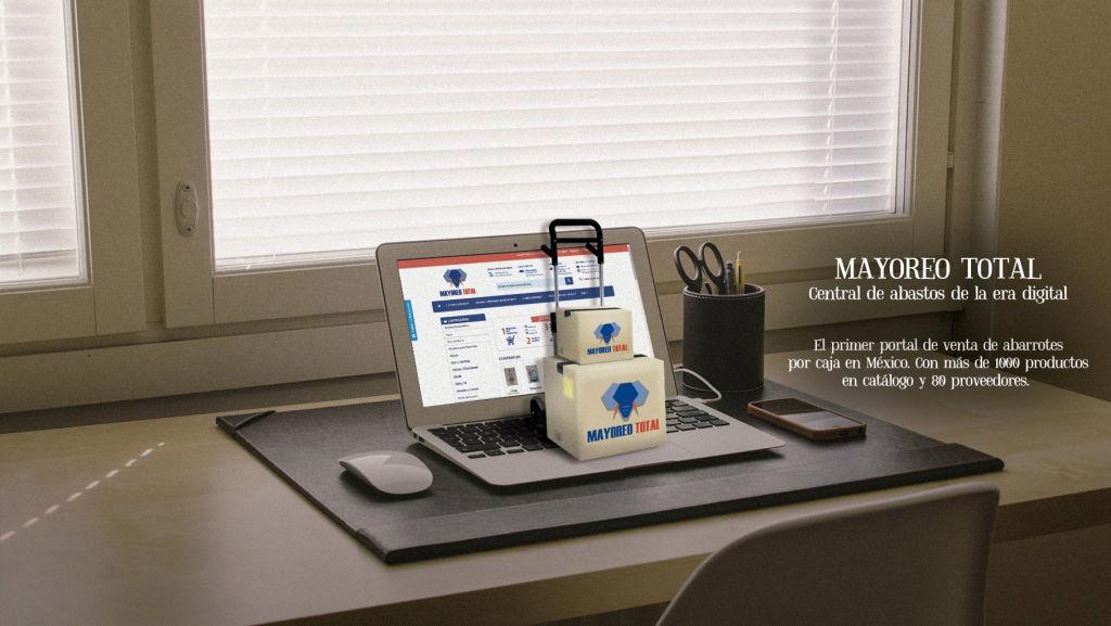 Mayoreo Total lleva el comercio electrónico al sector abarrotero. Imagen: Mayoreo Total