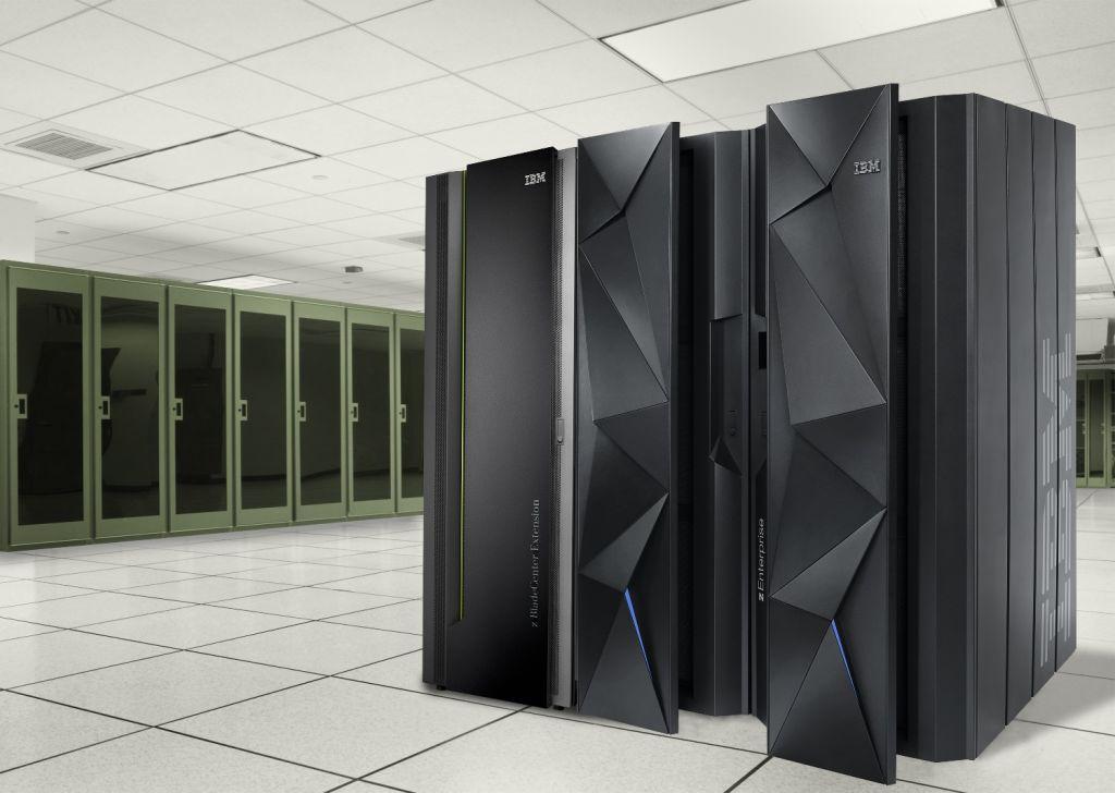 Los mainframes son computadoras muy importantes para miles de servicios.