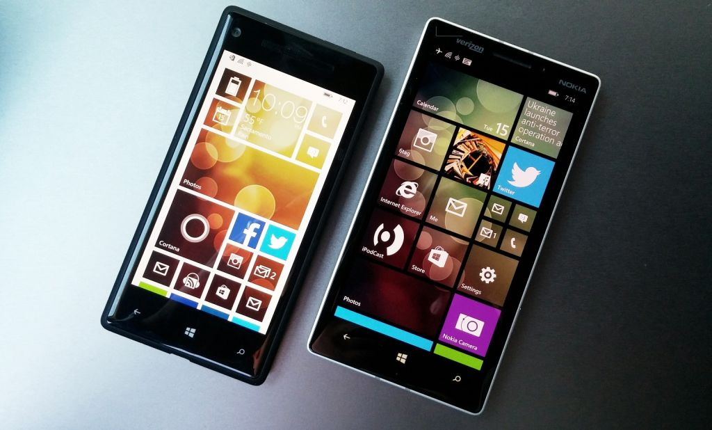 Así luce Windows Phone 8.1