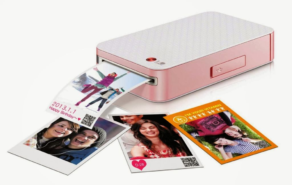 Pocket Photo Printer de LG(1)